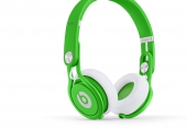 Купить наушники Monster Beats Mixr Neon Green в Перми фото №5