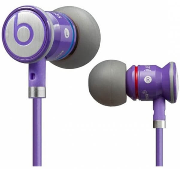 Купить наушники iBeats with ControlTalk Purple в Перми