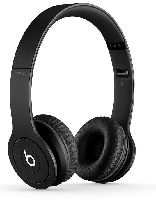 Купить наушники Monster Beats Solo HD Matte Black в Перми
