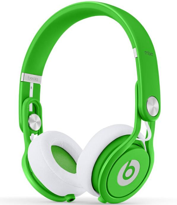 Купить наушники Monster Beats Mixr Neon Green в Перми