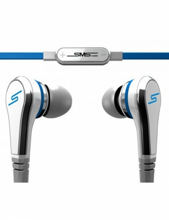Купить наушники SMS Audio Street by 50 Cent In-Ear White в Перми