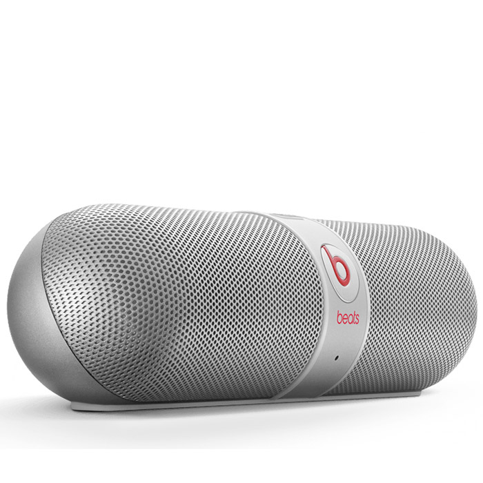 Beats Pill Silver Wireless Speakers Beats Pill Speakers Beats Speakers Bluetooth
