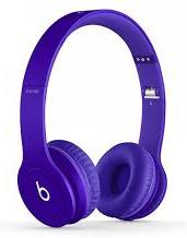 Купить наушники Monster Beats Solo HD Matte Purple в Перми