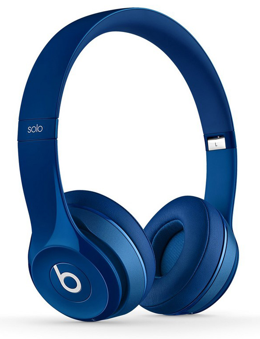 Купить наушники Monster Beats Solo v2 Wireless Blue в Перми