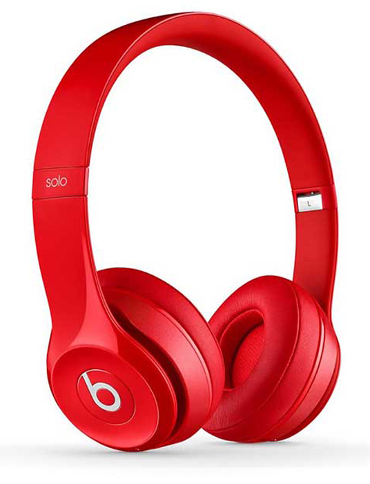 Купить наушники Monster Beats Solo v2 Wireless Red в Перми