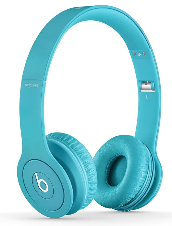 Купить наушники Monster Beats Solo HD Matte Light Blue в Перми