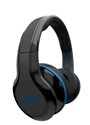Купить наушники SMS Audio Street by 50 Cent HeadPhones Black в Перми
