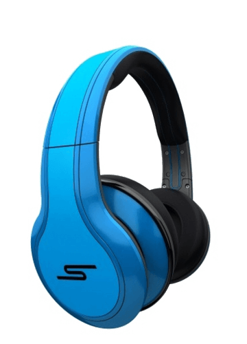 Купить наушники SMS Audio Street by 50 Cent HeadPhones Blue в Перми