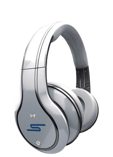 Купить наушники SMS Audio Street by 50 Cent HeadPhones White в Перми