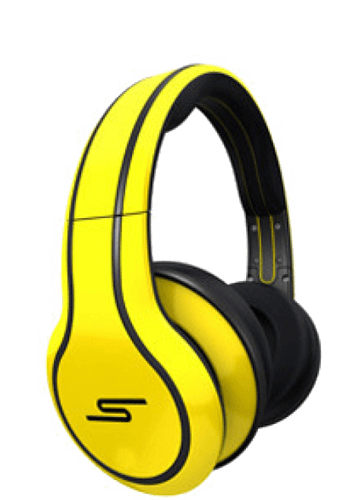 Купить наушники SMS Audio Street by 50 Cent HeadPhones Yellow в Перми