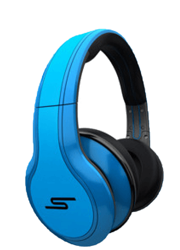 Купить наушники SMS Audio Sync by 50 Cent Wireless Blue в Перми