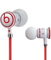 Наушники Monster iBeats White (белые)