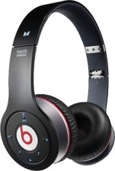 Наушники Monster Beats Wireless Black (черные)